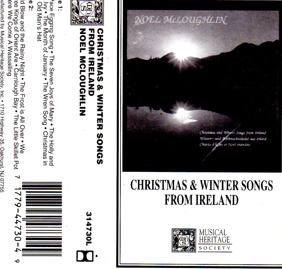 Noel Mcloughlin - Christmas & Winter Songs from Ireland - Amazon.com ...