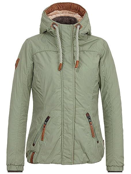 Jacket Women Naketano Dope Is Hope II Jacket: Amazon.co.uk