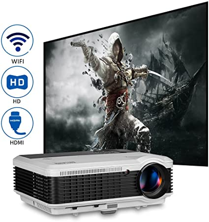 Amazon.com: Digital HD LED LCD Multimedia Película Gaming ...