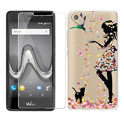 Amazon com: ZXLZKQ Case for Wiko Sunny 2 Plus(5 0