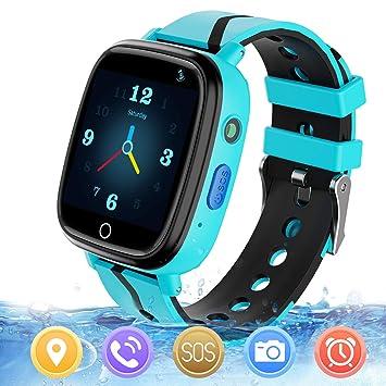 Reloj GPS Niños Smartwatch Phone: Amazon.es: Electrónica