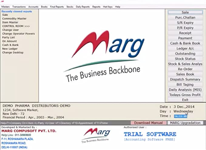 accounting software free trial download