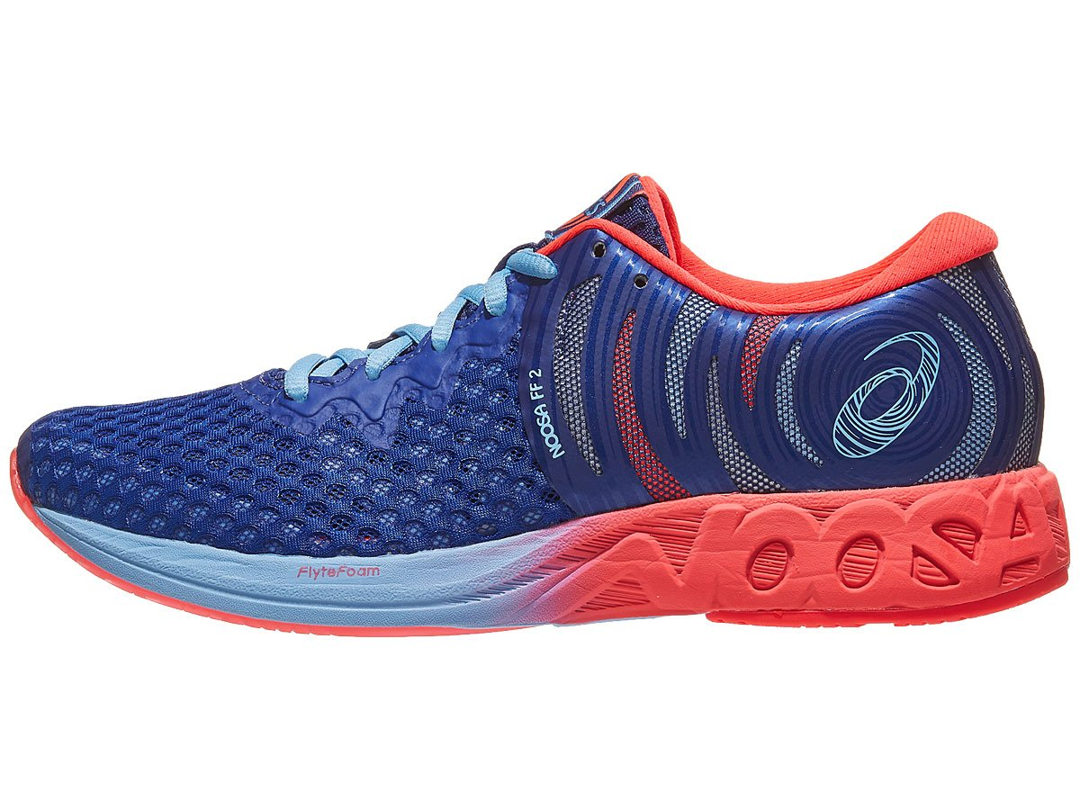 ASICS Womens Noosa FF 2 Running Shoe B077MDLNB6 6.5 B(M) US|Monaco Blue/Blue Bell