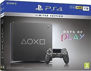 Sony Playstation 4 1TB Days of Play Limited Edition (Sony Eurasia Garantili)