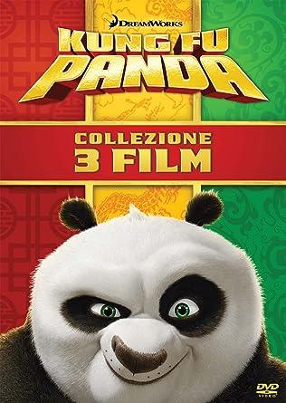 Kung fu panda 3 dvd : amazon.it: jackie chan dustin hoffman jack