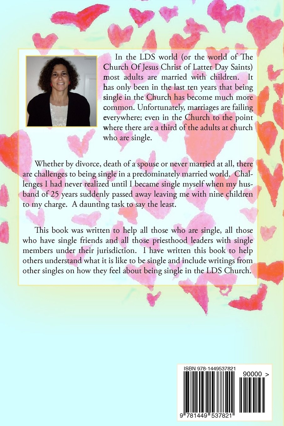 Of One Heart: Being Single In The Lds World: Valerie J Steimle:  9781449537821: Amazon: Books