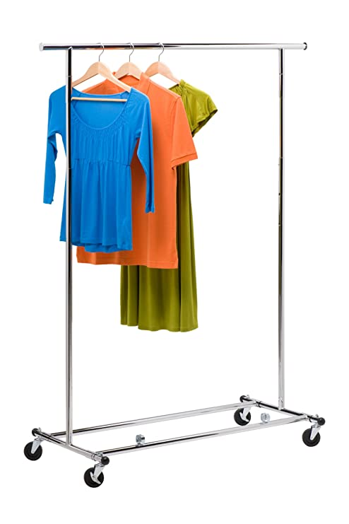 Amazon.com: Honey-Can-Do gar-01304 Comercial Garment rack ...