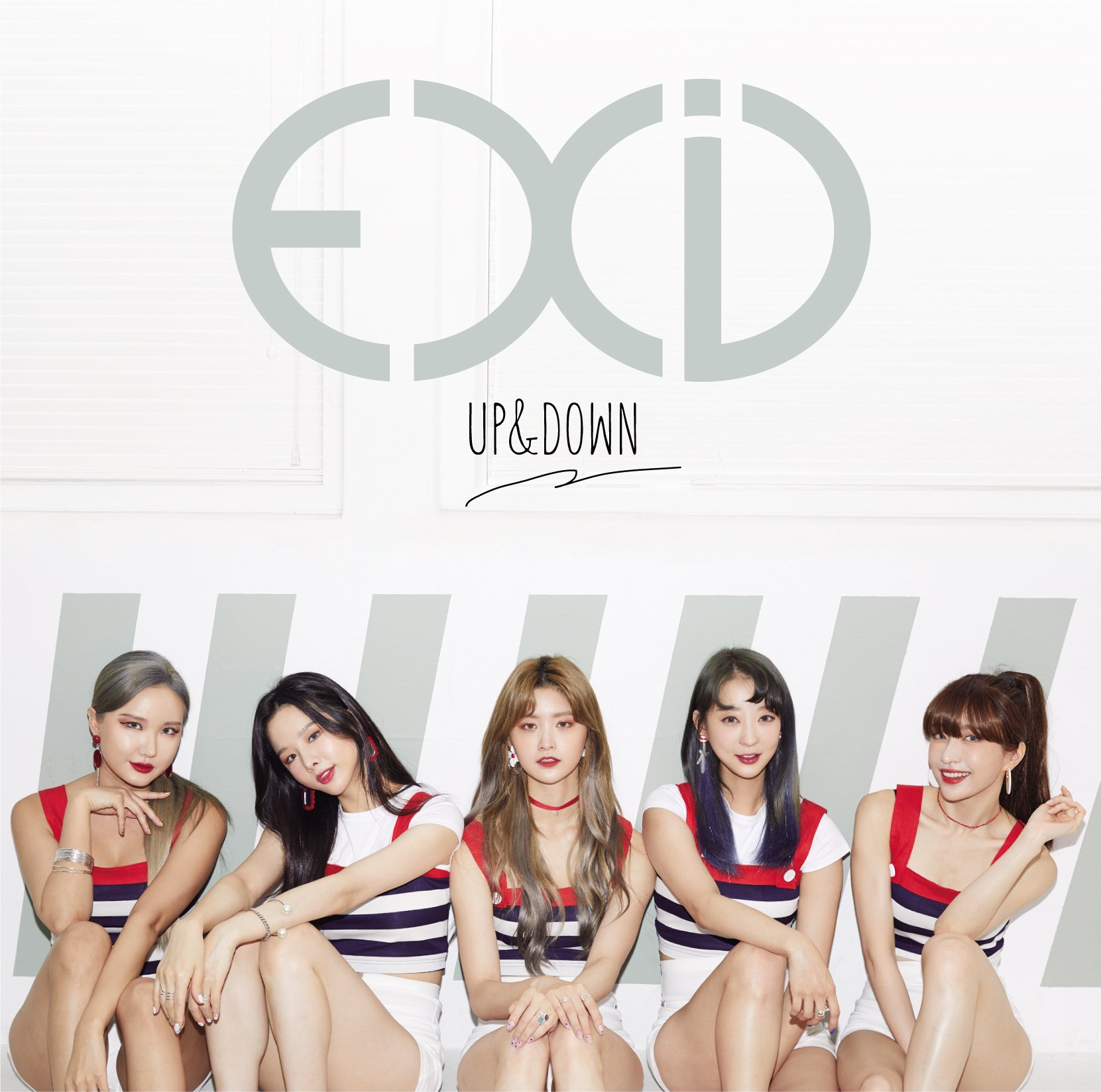 CD : Exid - Up&down (japanese Version) (Japan - Import)