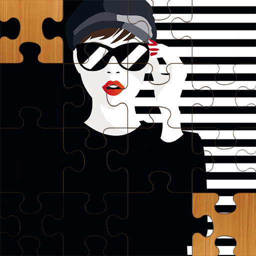 Puzzle Jigsaw Fashion and Beauty