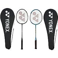 Yonex GR 303 Badminton Kit, Black/Blue