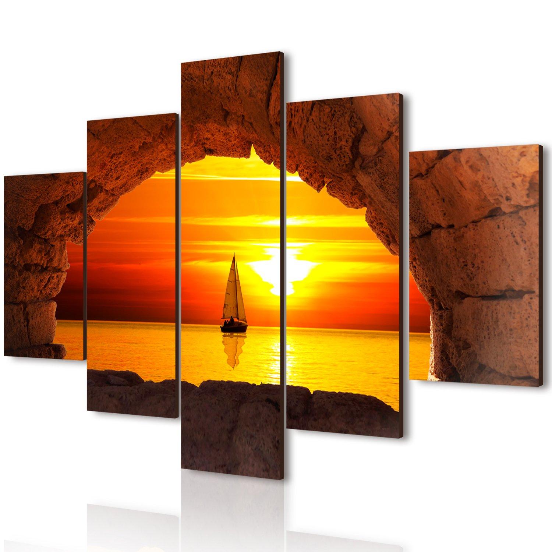 Idee quadri moderni divani moderni design xxl quadri per - Quadri da parete moderni ...
