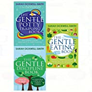 Gentle potty training, discipline, eating 3 books collection set
