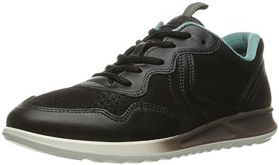 0d0226354272 Ecco Damen Genna Sneakers, Schwarz (51052black black), 35 EU