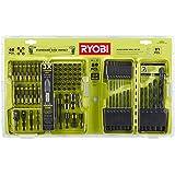 Ryobi AR2079G 68 Piece Drill / Driving SpeedLoad Bit Kit w/ 21 Piece Black Oxide Twist Drilling Set