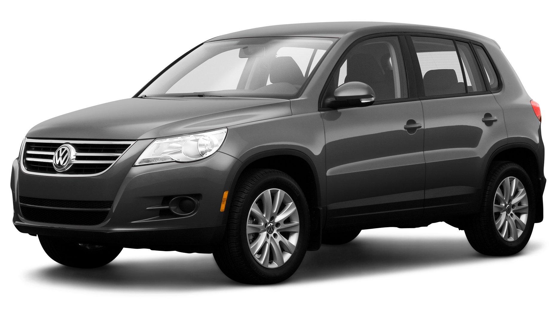 2009 Volkswagen Tiguan S, Front Wheel Drive 4-Door Automatic Transmission  ...