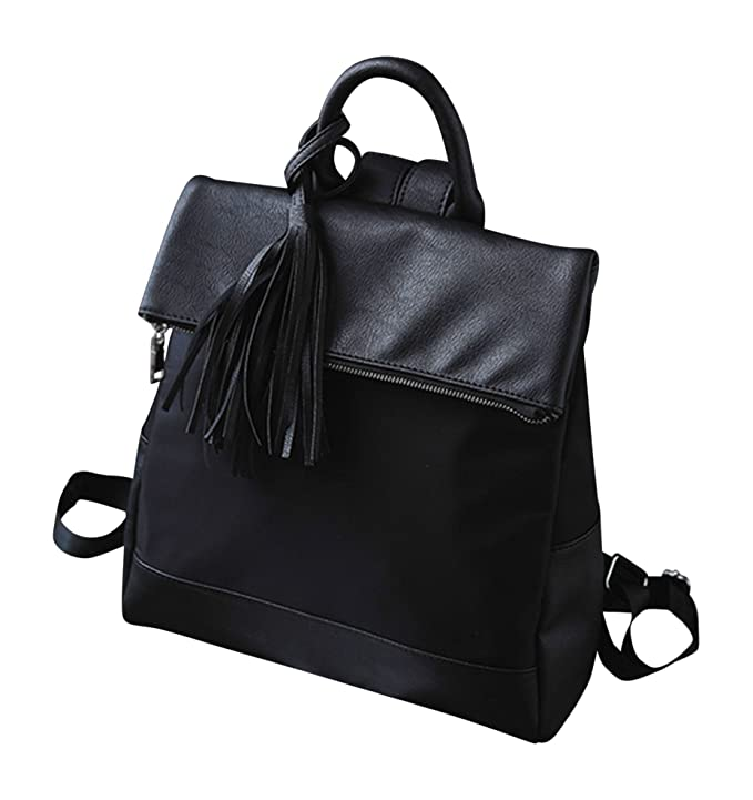 Kronya® | Elegante Handtasche und Rucksack aus Leder | Arbeit Büro Clutch Damen Damenhandtasche Damentasche Henkeltasche Schu