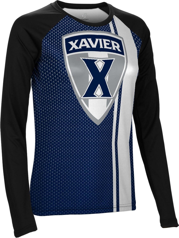Spectrum Sublimation Women's Xavier University Vintage Long Sleeve