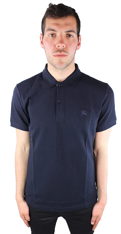 Burberry 4010694 40106941 Dark Navy Polo Shirt Navy Blue Amazon