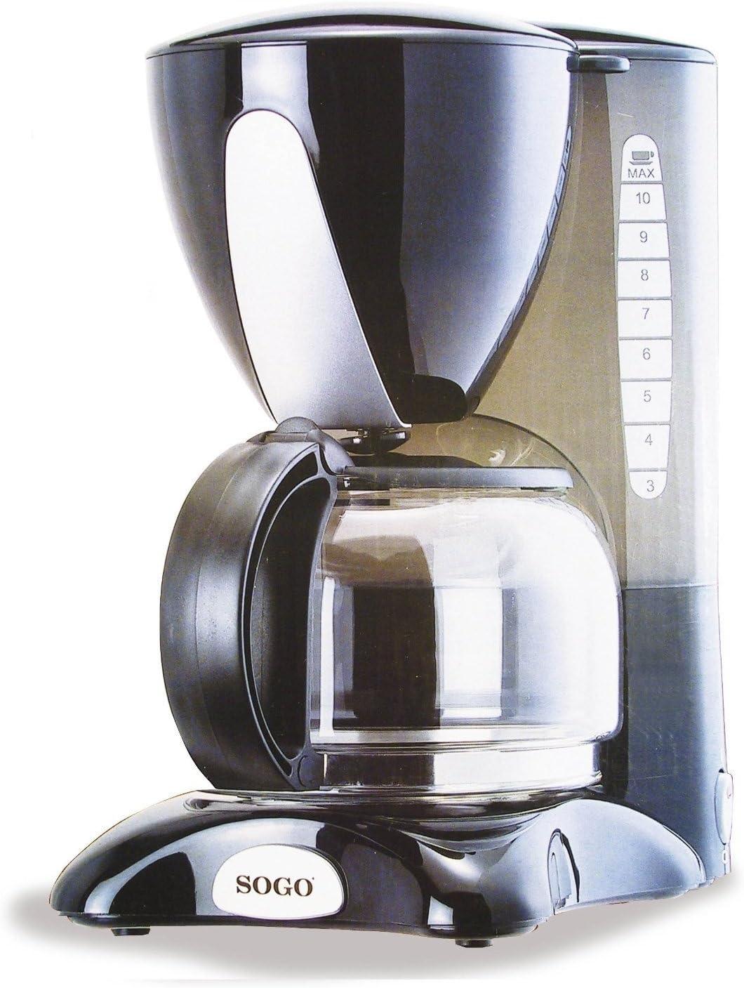 Sogo SS-880 - Máquina de café: Amazon.es: Hogar