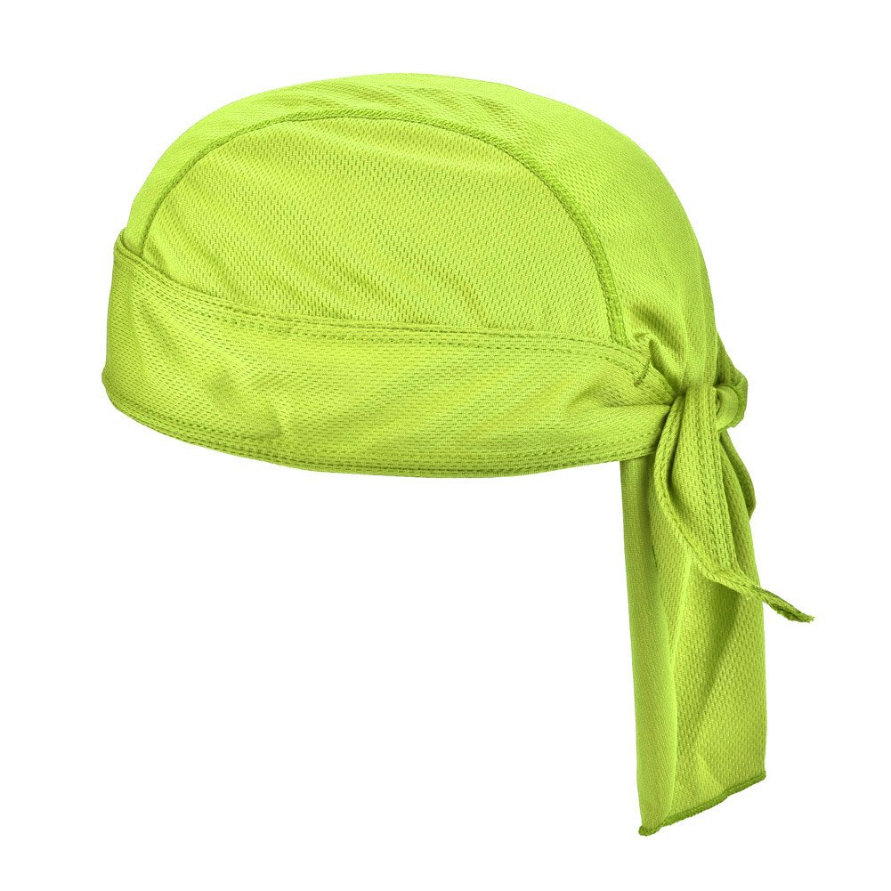 Alomejor Bike Headscarf Sunhat Windproof Sweat Absorbe La Diadema De Secado R/ápido 6 Colores