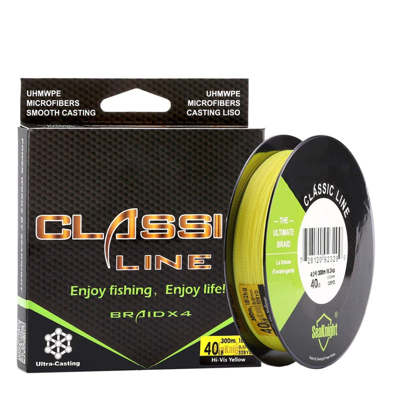 300M 500M Braided Fishing Line 4 Strand PE Line Braid Multifilament Fishing Line 6 8 10 15 20 30 40 50 60 80LB
