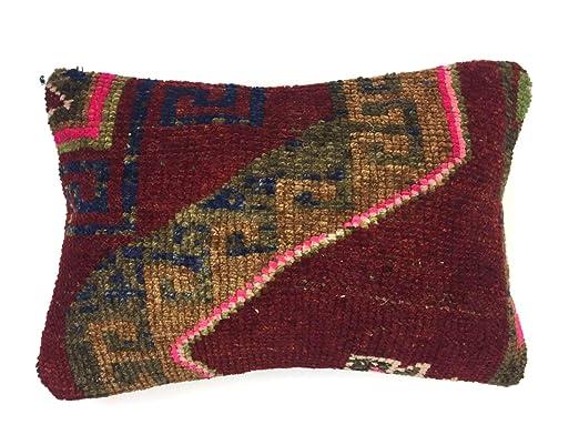 KilimShop - Funda de cojín Hecha a Mano (40 cm), diseño ...