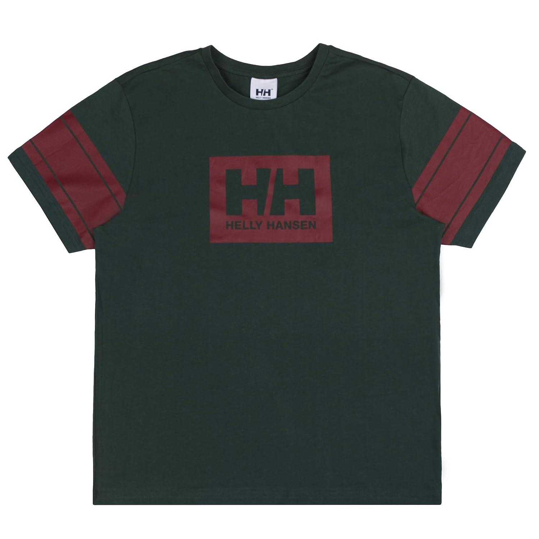 Helly Hansen Women T-Shirt Urban, Talla:M, Color:Jungle Green ...