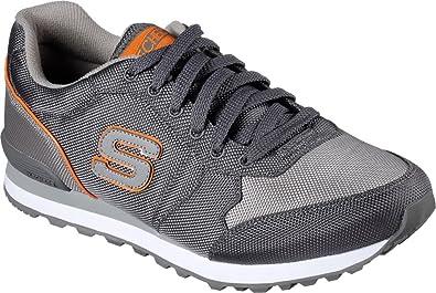 NEU SKECHERS Herren Sneakers MOOGEN Freizeitschuhe SlipOn