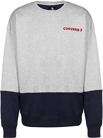 Converse One Star Block Pack Crew Sweater: : Bekleidung