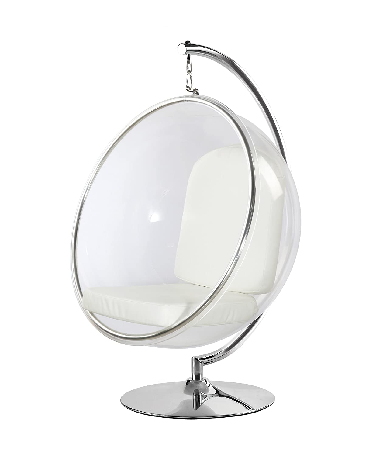 Amazoncom Designer Modern Bubble Chair By Eero Aarnio 1968 With