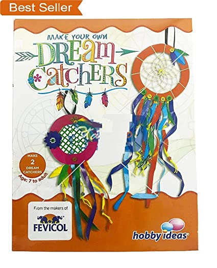Amazon Make Your Own Dream Catchers Craft Kit