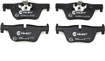Celect CS2530801J Disc Brake Pad Set Set of 4