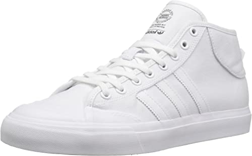 | adidas Men's Matchcourt Mid Fashion Sneaker