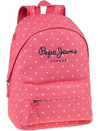 Sac À Dos ser39647 Rose Ref Pepe Jeans xEQdBWorCe