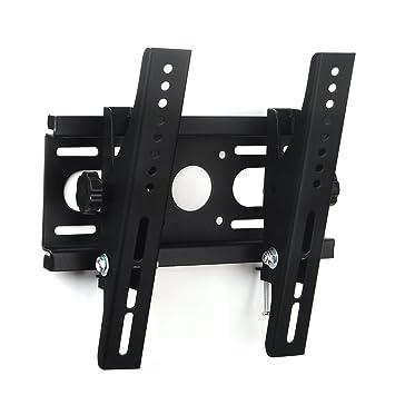 Leaptek Tilt TV Wall Mount Bracket For 14 - 32 Inches LCD LED TV Load  Capacity