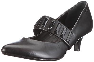 Marc Shoes Damen 1.463.07 01100 Alba Pumps, SchwarzBlack