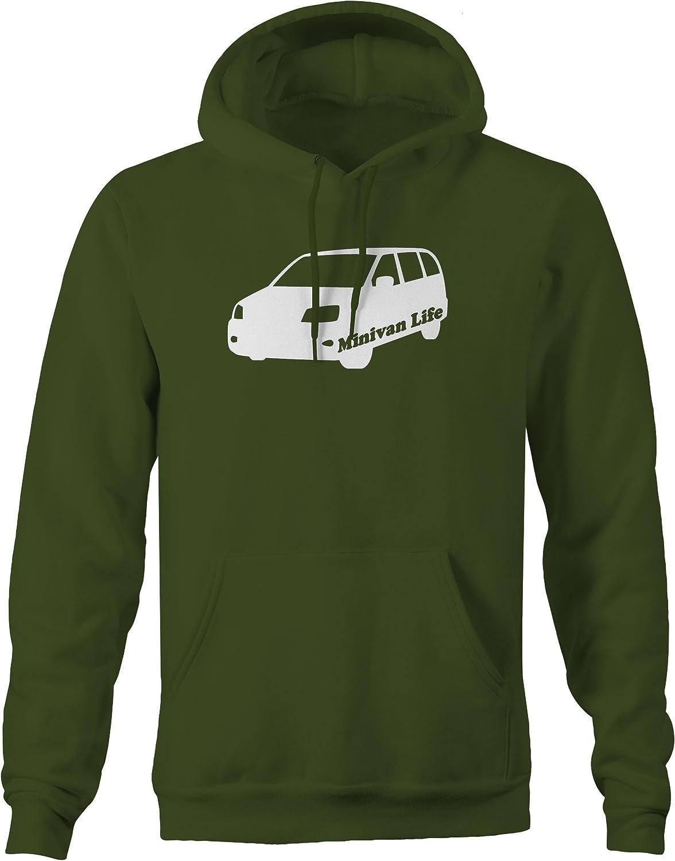 Lifestyle Graphix Minivan Life Family Dad Mom KidsSweatshirt