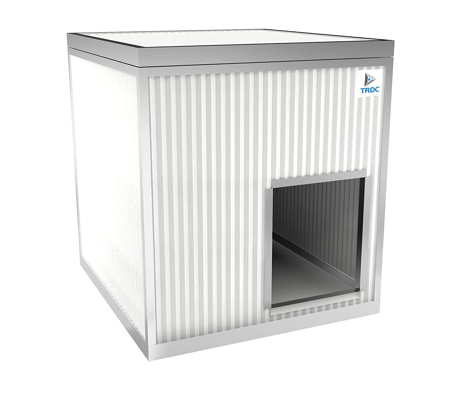 Artic 25 mm TRDC Insulated Dog House XXL kennel for Outdoor (Artic 25 mm)