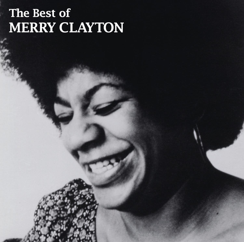 Amazon   BEST OF MERRY CLAYTON   CLAYTON, MERRY   R&B   音楽