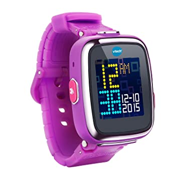 Vtech 80 – 171654 – Kidizoom Smartwatch 2, Color Morado