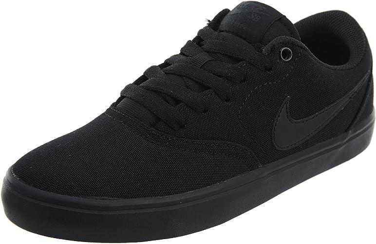 Nike SB Check Solar Cnvs, Zapatillas de Skateboarding para Niños