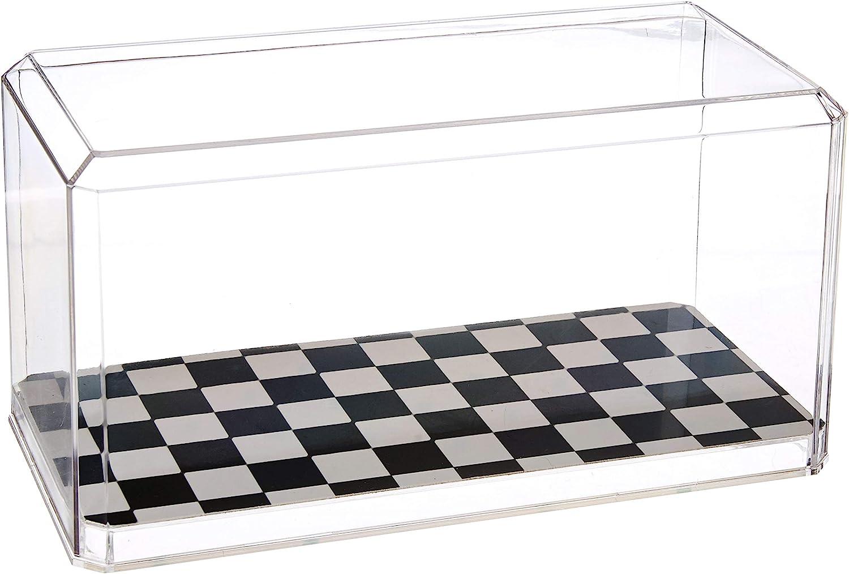 Pioneer Plastics 94CD 1:24 Scale Model Mirror Display Case Clear