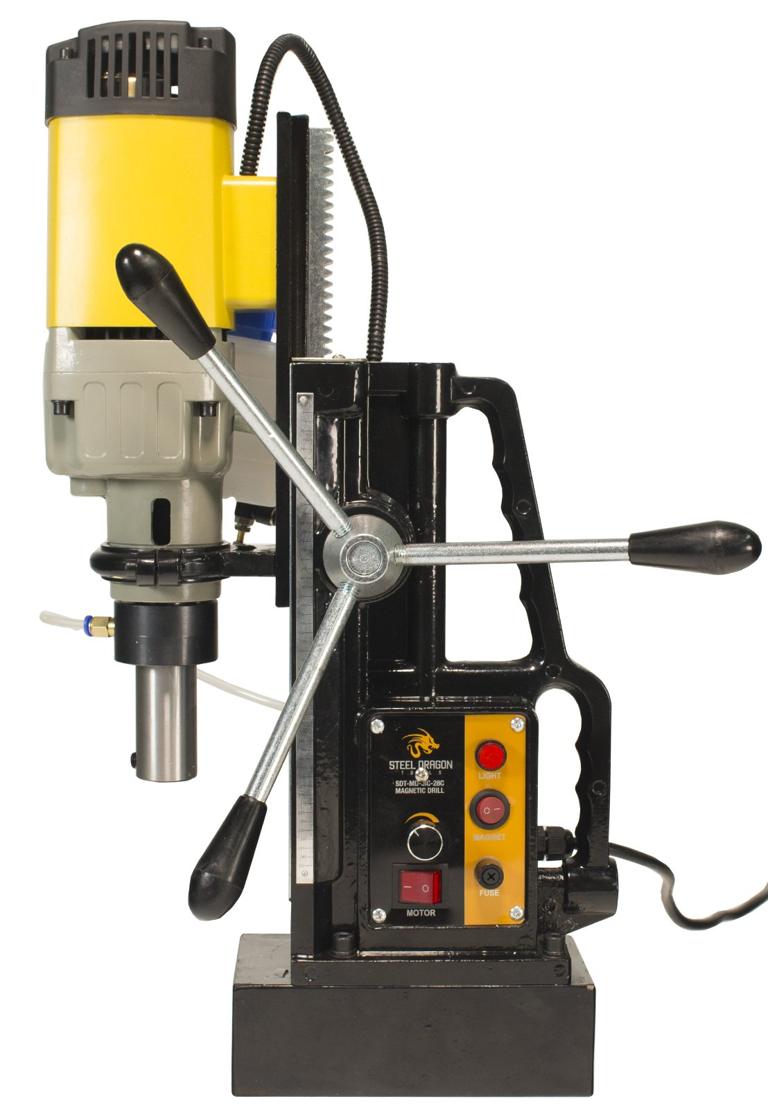 Steel Dragon Tools MD50 Magnetic Drill Press with 2'' Boring Diameter and 2,900 LBS Magnetic Force by Steel Dragon Tools (Image #8)
