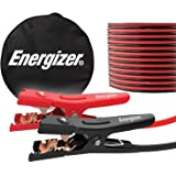 Energizer Jumper Cables for Car Battery, Heavy Duty Automotive Booster Cables for Jump Starting Dead or Weak Batteries with C