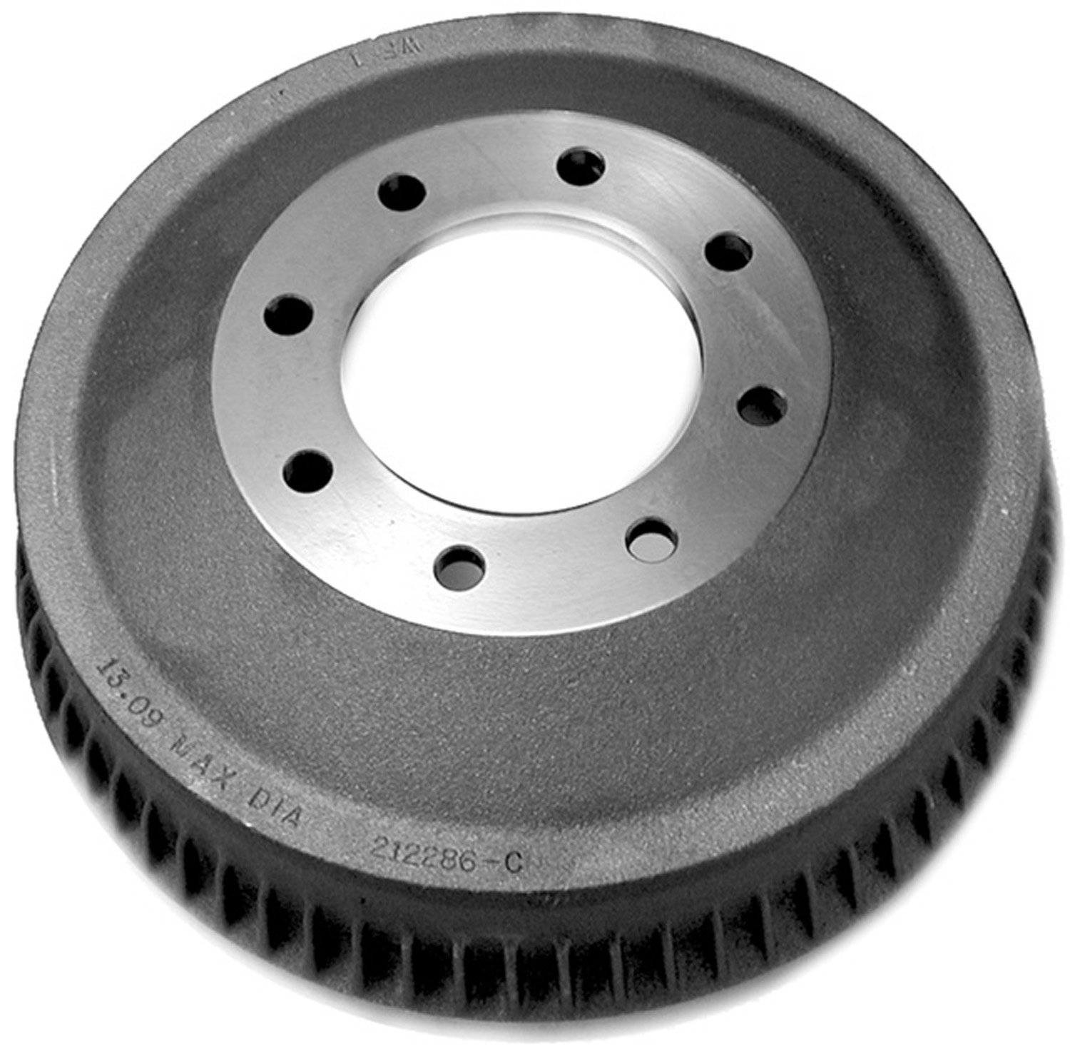 ACDelco 18B111 Professional Rear Brake Drum Assembly