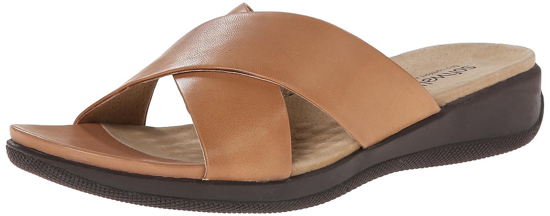 Tan SoftWalk Women's Tillman Dress Sandal