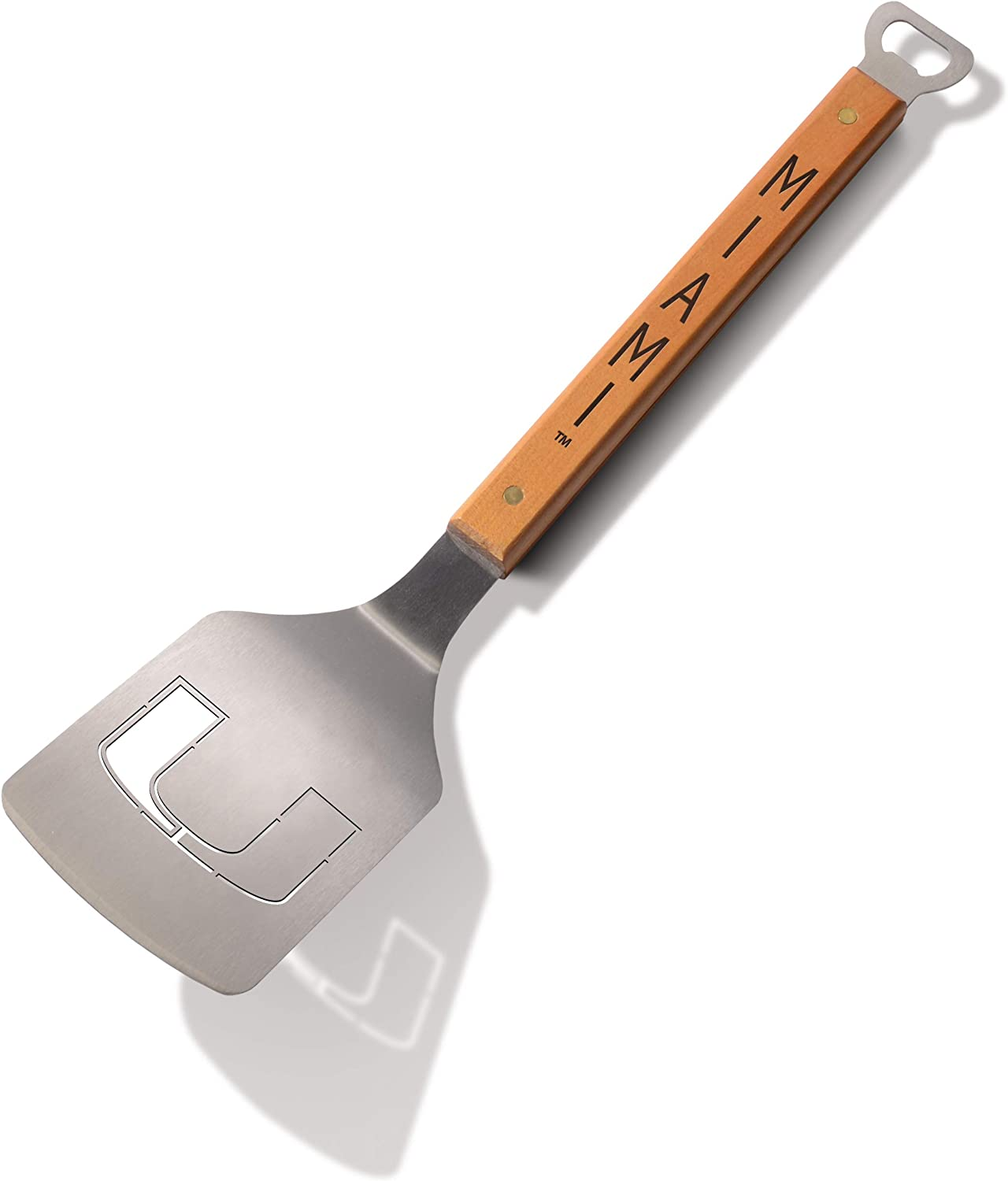 YouTheFan NCAA Classic Series Sportula Stainless Steel Grilling Spatula