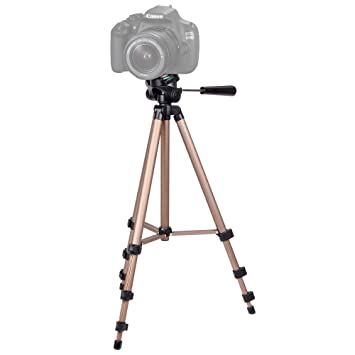 Amazon.com : DURAGADGET Multi-Functional Camera Tripod for Canon ...
