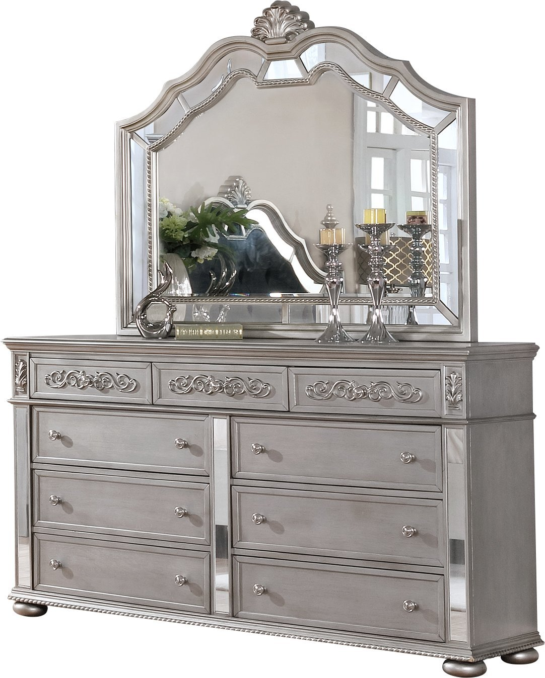 Best Quality Furniture 9 Drawer by Best Quality