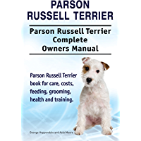 Parson Russell Terrier Dog. Parson Russell Terrier book for costs, care, feeding, grooming, training and health. Parson Russell Terrier dog Owners Manual.
